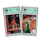Giannis Antetokounmpo Leaf HYPE!, Zion Williamson Panini #76 Rookie Card Lot PGI. rookie card picture