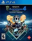 Deep Silver Monster Energy Supercross 4 - PlayStation 4 - PlayStation...