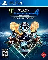 Monster Energy Supercross 4(輸入版:北米)- PS4