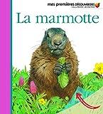 La marmotte • Mes premières découvertes • de 2 à 5 ans