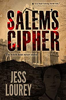 Salem's Cipher (A Salem's Cipher Thriller Book 1) by [Jess Lourey]