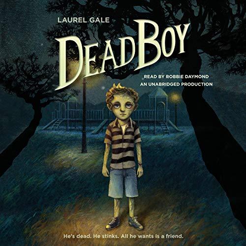 Dead Boy audiobook cover art