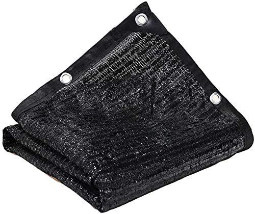 GPFFACAI Shade sail Encrypted Regular discount with Today's only Perforated Edges Blacko 95%