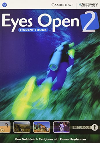 Eyes Open 2 - Student´s Book
