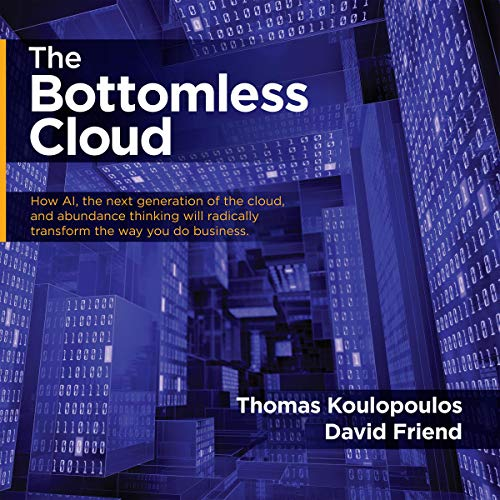 The Bottomless Cloud audiobook cover art