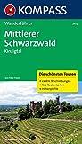 KOMPASS Wanderführer Mittlerer Schwarzwald, Kinzigtal: Wanderführer mit Tourenkarten und Höhenprofilen: 0