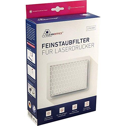 Clean Office 16/800.20.50 Laserdrucker Filter Feinstaub Selbstklebend 2 St.