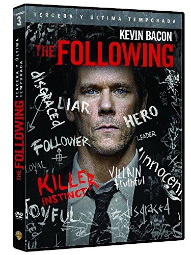 The Following Temporada 3 [DVD]