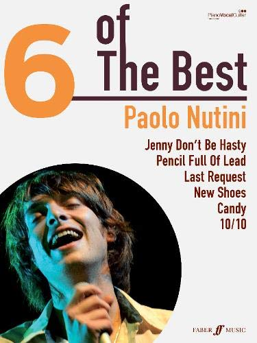 Paolo Nutini: (Piano, Vocal, Guitar) (Six of the Best) (6 of the Best)