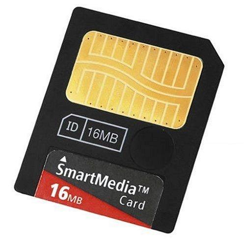 Hama SmartMedia 3.3-V-Speicherkarte 16MB