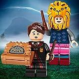 LEGO 71028 Harry Potter Luna Lovegood (#5) y Neville Longbottom (#16) en caja de regalo