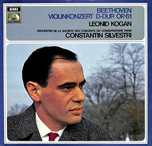 Beethoven: Violinkonzert; Konzert für Violine und Orchester D-Dur op. 61 - 1C 053-10248 - Vinyl LP