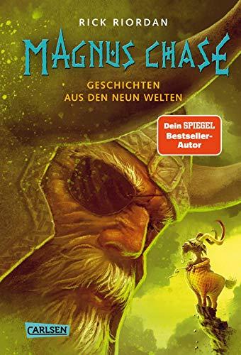Magnus Chase 4: Geschichten aus den Neun Welten: Sonderband zur Bestsellerserie aus der Welt der nordischen Mythen! Für Fantasy-Fans ab 12 (4)