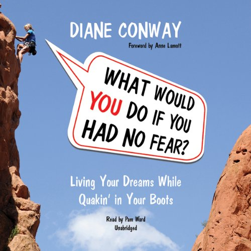 What Would You Do if You Had No Fear? audiobook cover art
