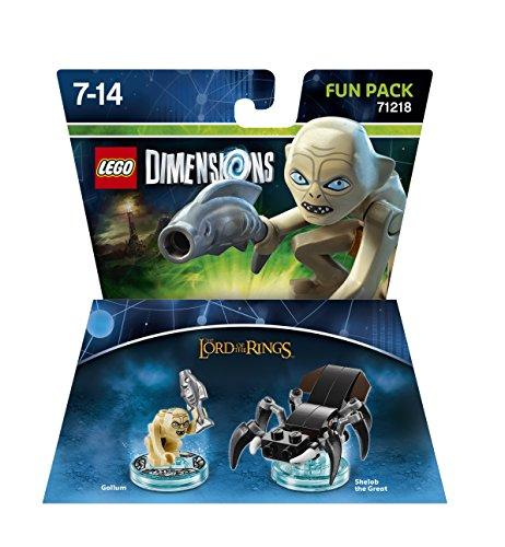 LEGO Dimensions - Figura El Señor De Los Anillos, Gollum