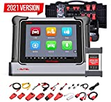 Autel Maxisys Elite Diagnostic Scanner, Upgraded Version of MK908P Scan Tool with 36+ Special Functions, Full-System Diagnosis, J2534 Online ECU Programming & Coding, Active Test, 2-Year Free Update