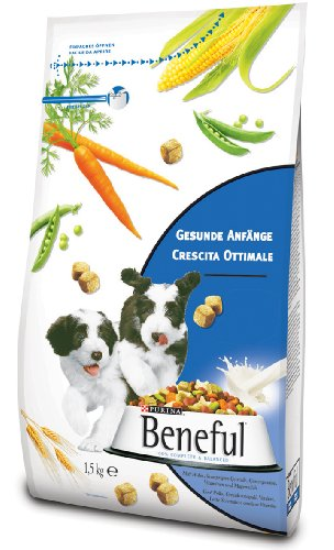 Beneful Gesunde Anfänge 1.5 kg Hundefutter von Purina