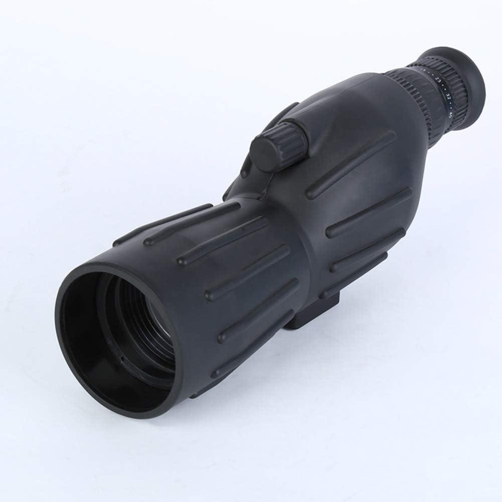 WYLOKEN 15-40 x 50 Zoom HD telescopio monocular port/átil prism/áticos con tr/ípode de telescopio Azul Capa-Negro