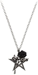Alchemy of England Pewter Ruah Vered Pendant Necklace