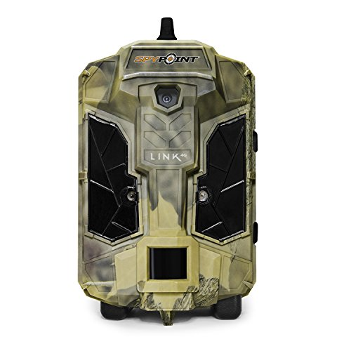 SPYPOINT 1007247 Link 4G Trail Camera-12MP HD-Camo