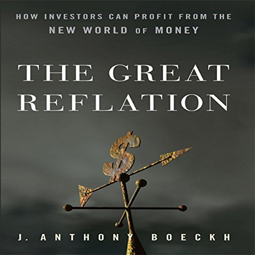 The Great Reflation audiobook cover art