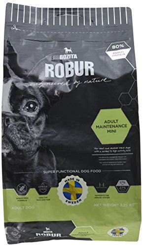 Bozita Hundefutter Robur Maintenance Mini 27/17, 1er Pack (1 x 3.25 kg)