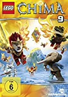 Lego - Legends of Chima - DVD 9