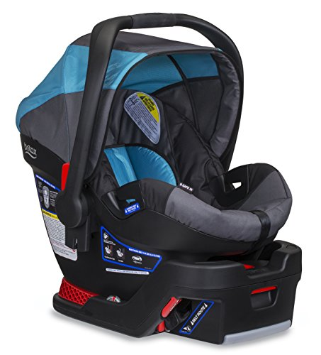 BOB B Safe 35 Infant Car Seat, Lagoon