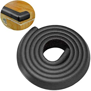good01 4Pcs U Shape Baby Safety Anti Collision Edge Corner Protector Cover Of Table Desk Black//4pcs