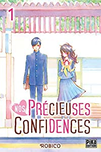 Nos Precieuses Confidences Edition simple Tome 1
