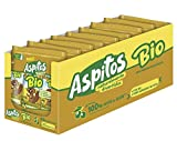Pack 6 Aspitos Bio en Lámina. caja 9u.