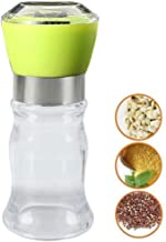 Outgeek Creative Kitchen Accessories Salt Grinder Pepper Grinder Multipurpose Clear Tool