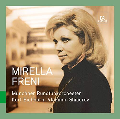 ミレッラ・フレーニ GREAT SINGERS LIVE