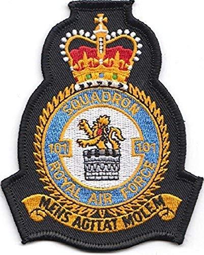 sans 101 Escadron Royal Air Force RAF STRIKE COMMAND écusson brodé patch