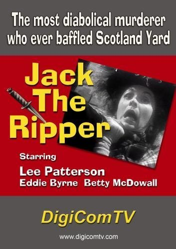 Jack The Ripper - 1958 by Lee Patterson
