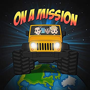 On a Mission (feat. Stee Moglie & A-Cuffs)
