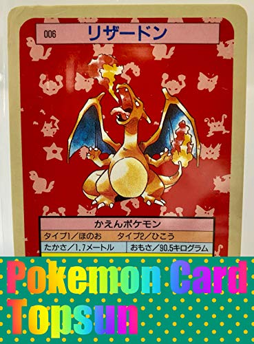 【Pokemon Topsun Card】My collection Japanese collector Photo Book (English Edition)