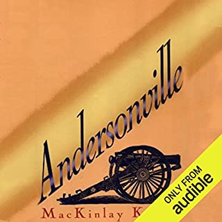 Andersonville audiobook cover art