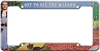 Graphics and More Wizard of Oz Dorothy Character License Plate Tag Frame