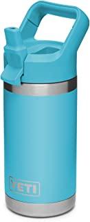 YETI Rambler Jr. 12 oz Kids Bottle w/Straw Cap