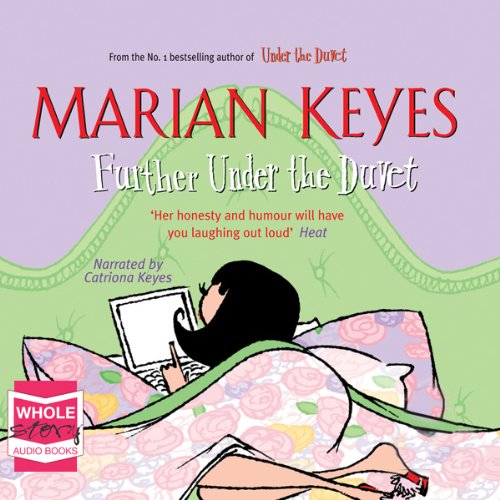 Further Under the Duvet audiobook cover art