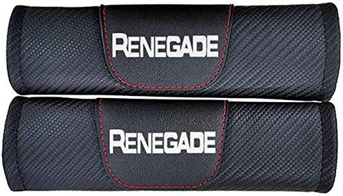 TDDRW 2 Pcs Car Seat Belt Shoulder Cover Protector For Jeep Renegade,...