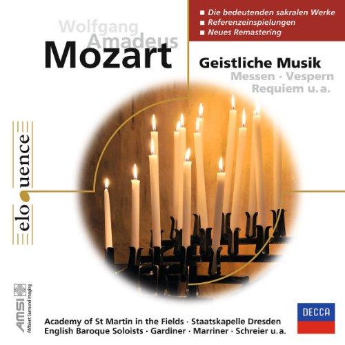 Geistliche Werke: Messen, Vespern, Requiem (Eloquence)