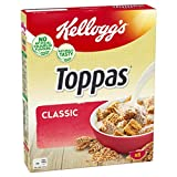 Kellogg's Toppas Cerealien   Einzelpackung   330g -
