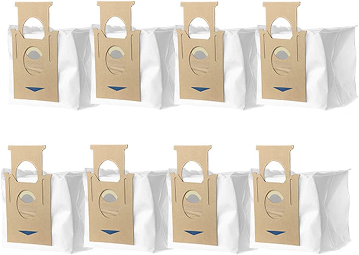 8 Pack Cheap mail order specialty store Dust Max 48% OFF Bags Accessories Y with Compatible Replacement Parts