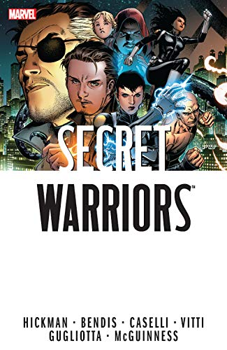 Secret Warriors: The Complete Collection Vol. 1: The Complete Collection Volume 1 (Secret Warriors (2008-2011))