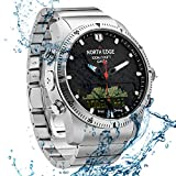 Diving Sports Watches Multi-Function Altitude Air Pressure Depth Dive Watch!