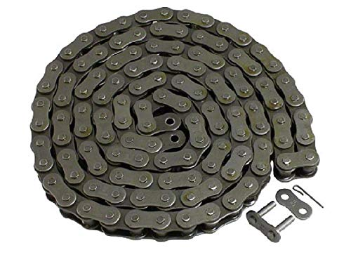 #100 Timken Drives Roller Chain 10 Foot Roll 1-1/4