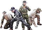 Elite Tribe Emerson Airsoft táctico BDU Traje Militar Combate Gen3 Uniforme Camisa Pantalones (Multicam, Large)