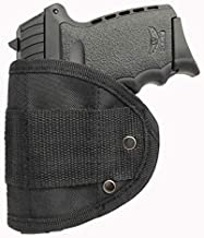 Garrison Grip Inside Waistband Woven Sling Holster Fits SCCY CPX-1 and CPX-2 9mm IWB (M1)
